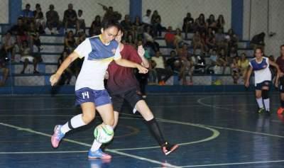Os resultados da segunda rodada do Municipal de Futsal