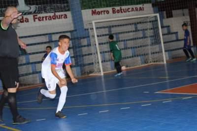 Liga Gaúcha de Futsal: sub 11 da Korpus soma quarta vitória em quatro jogos