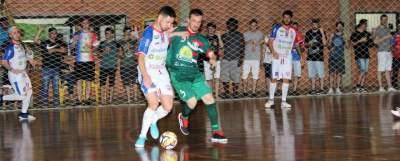 Atlético vence revanche contra o Fontoura Xavier Futsal