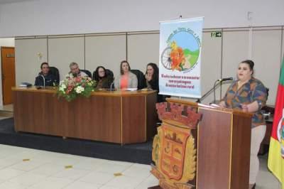 Seminário debate turismo rural em Candelária