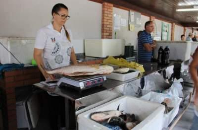 A partir de quarta tem Feira do Peixe na praça