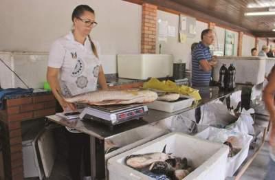 Emater/Ascar e Prefeitura realizam 14ª Feira do Peixe