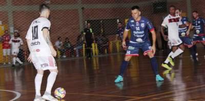 Atlético 8 x 2 ABF