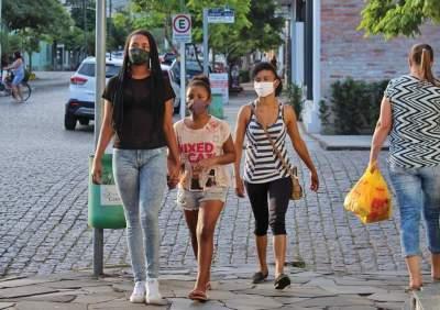 Coronavírus: região de Candelária volta para a classificação de risco baixo