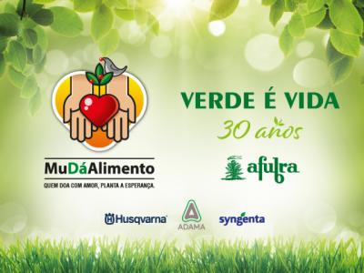 Afubra promove mais uma edição da campanha MuDáAlimento