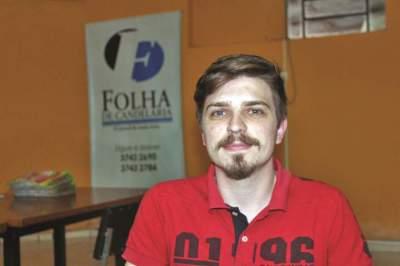 Joel Vieira, da Periférica: perfil moderno com respeito à tradição