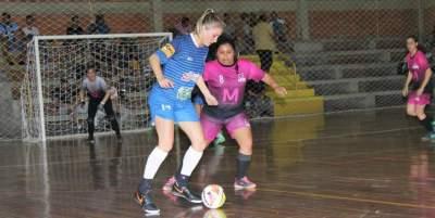 No feminino, o Marvados derrotou o Pumas por 10 a 0