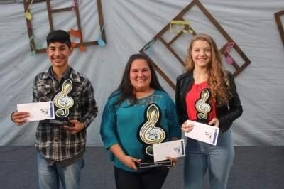 Os vencedors da categoria infanto-juvenil