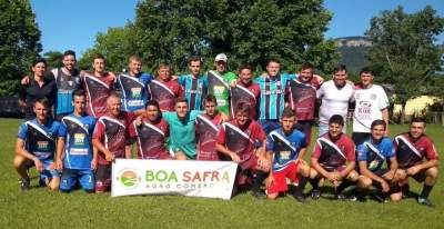 Amigos do Botucaraí promovem quadrangular beneficente