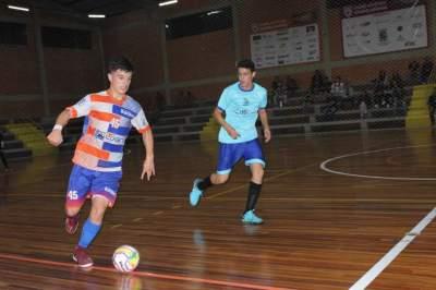 Equipe candelariense disputará a Liga Gaúcha Sub 15 e time de Santa Maria o Estadual Sub 15 pela FGFS