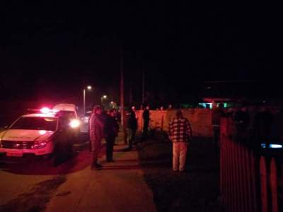 Crime ocorreu na Rua Sílvio Pinto