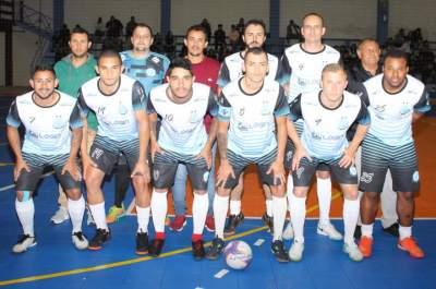 A equipe do Ewaldo Prass