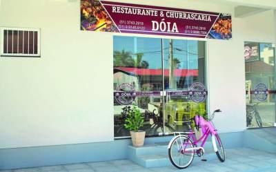 Bar, Restaurante e Churrascaria do Dóia reabre em ampla sede própria