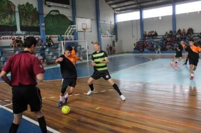 Oesc: Definidos os campeões no futsal