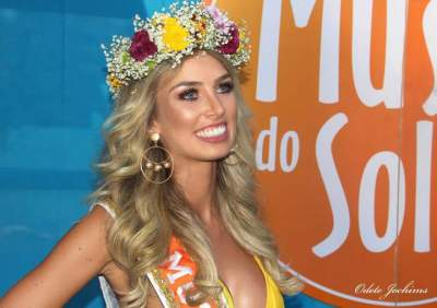A Musa do Sol RS 2018, Marina Longhi