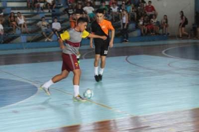 Oesc: Definidos os semifinalistas no futsal juvenil