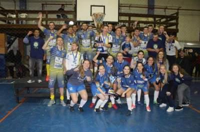 Municipal de Futsal começa hoje com quatro jogos