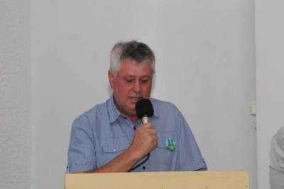 Clairton Kleinert, presidente da Acic