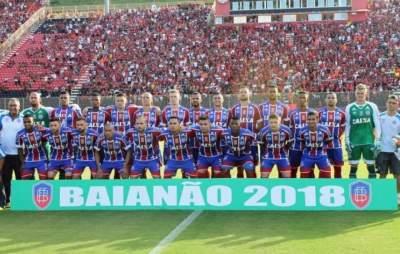Bahia - Campeão Baiano de 2018