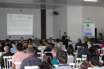 6ª Conferência Municipal de Saúde debate o tema Democracia e Saúde