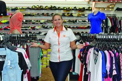 Sahra Silveira convida você para conhecer a loja e as ofertas de final de ano