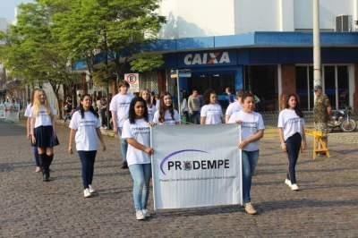 Alunos participantes do PRODEMPE 2019