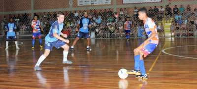 FCC/Beise Automóveis 1 x 0 Korpus Futsal