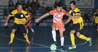 Dynamo 2 x 1 Palmeiras/Agroeste/Candy Turismo