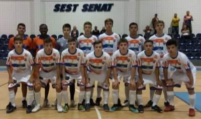 Liga Gaúcha Sub 15: Korpus/Atlético empata em Carazinho e decide vaga para as semifinais em casa