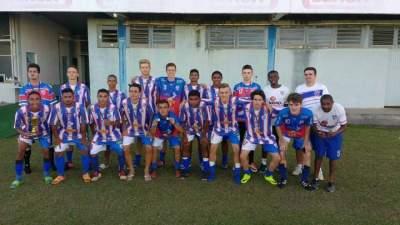 Categoria juvenil do Atlético - Vice-campeão da Copa dos Vales 2017