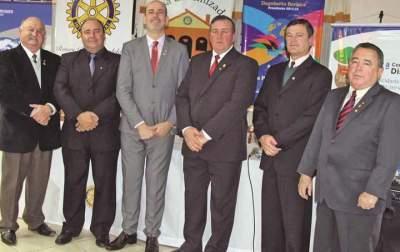 Rotary comemora 65 anos em Candelária