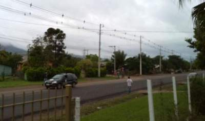 Fuga foi registrada na tarde desta sexta, 13 (Foto: Anderson Back • Folha)
