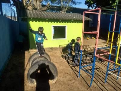Objetivo e estimular crianças a desenvolverem as suas habilidades