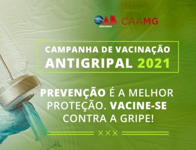 Campanha nacional de vacinação contra a gripe é lançada em todo o território nacional