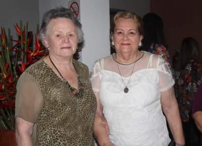Ivone Tolotti e Neusa de Oliveira