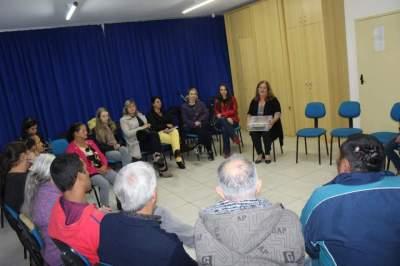 Aula inaugural foi realizada na sede do CRAS