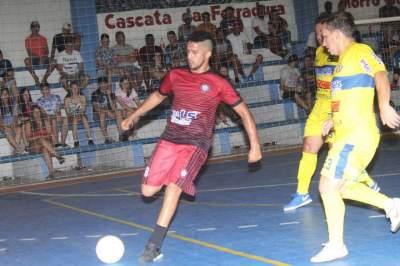 Copa Candelária de Futsal: Barbearia Scherer e Art Sul/Serrano na decisão