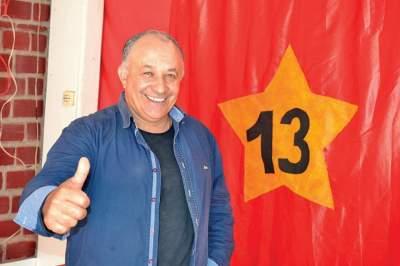 Leodegar Rodrigues é eleito em Novo Cabrais