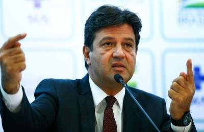 Ministro Mandetta descarta saída após pronunciamento de Bolsonaro
