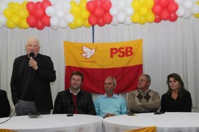 Prefeitos de Vera Cruz e de Venâncio Aires também prestigiaram a reunião