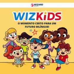 Wizard Candelária abre matrículas para o curso Kids