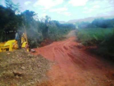 Estrada da Linha Brasil é liberada