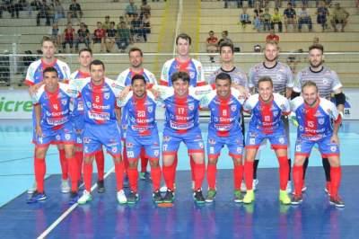 Estadual de futsal: Atlético perde de virada em Teutônia