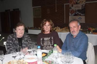 Marilisa Helena da Silva, Vanda e Luis Antonio da Silva