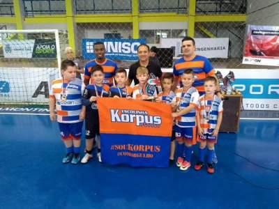 Korpus conquista o bi na Copa IMX