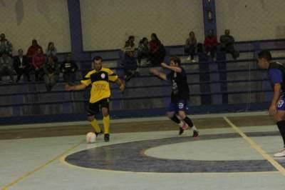 Municipal de Futsal: semana de muitos gols no Walter Filter