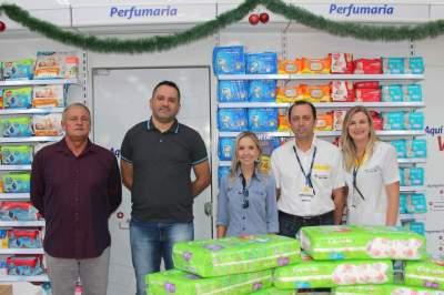 Informe Comercial: Farmácias São João amplia filial em Candelária