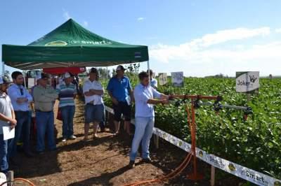 Dia de Campo: Boa Safra Agro Comercial apresenta novidades aos produtores