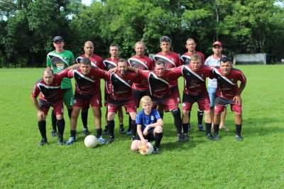 Equipe de veteranos do Botucaraí