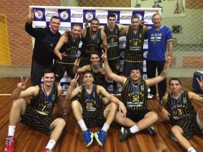 Basquete: Flyboys conquista Liga Municipal no masculino e feminino